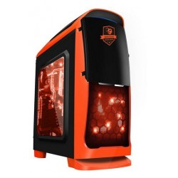 CAJA GAMING ATX DEEPSTING II ORANGE LIMITED